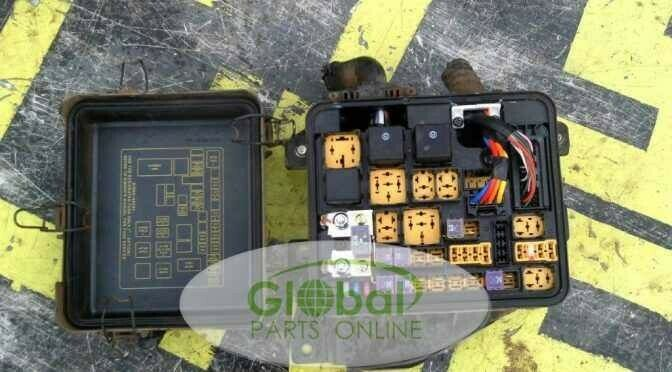 Amazing Kia K2700 Fuse Box Other Gumtree Classifieds South Africa Wiring Cloud Domeilariaidewilluminateatxorg