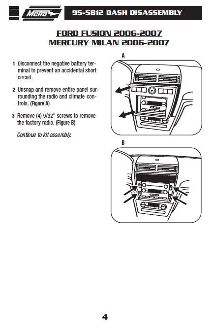 Mercury Milan Stereo Wiring Diagram 1987 Mazda B2000 Fuse Diagram Bege Wiring Diagram