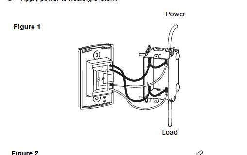 110 Volt Thermostat Wiring Diagram