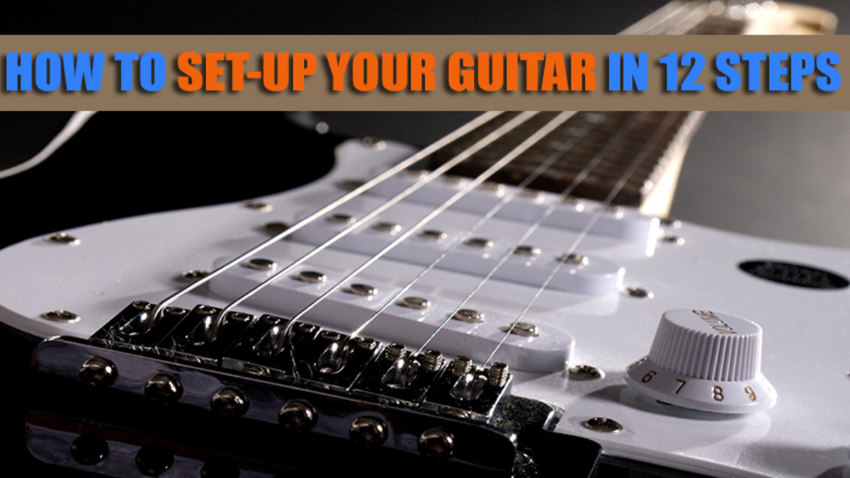 Fabulous The 12 Step Guide To Electric And Acoustic Guitar Setup Wiring Cloud Mousmenurrecoveryedborg