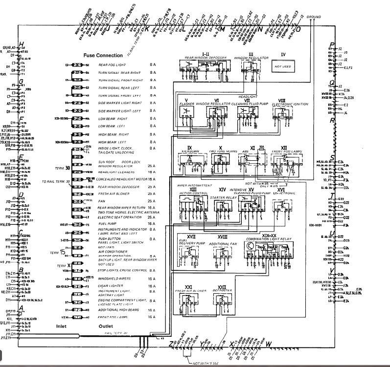 2008 porsche boxster fuse diagram vd 1413  964 porsche wiring diagrams get free image about wiring  964 porsche wiring diagrams get free