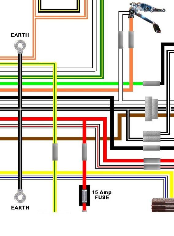 OL_8493] Suzuki Gs 450 Wiring Diagram Wiring DiagramOupli Proe Mohammedshrine Librar Wiring 101