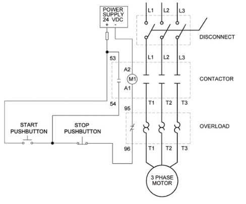 Magnificent Overload Relays Contactors Overloads Product Guides Wiring Cloud Uslyletkolfr09Org