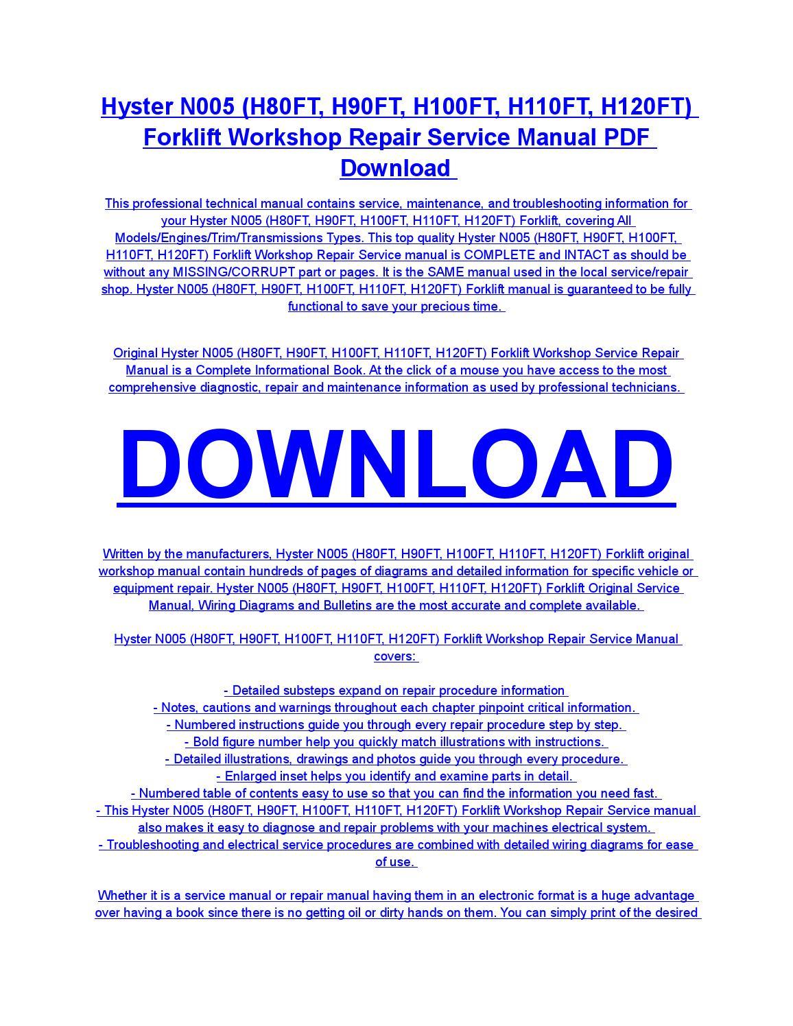 VF_8845] Hyster S120Xms Forklift Wiring Diagram Wiring Diagram | Hyster H80xl Wiring Diagram |  | Dext Loskopri Sieg Benol Favo Mohammedshrine Librar Wiring 101