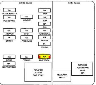 Cl 0320 2011 Chevy Colorado Wiring Diagram 2011 Circuit Diagrams Free Diagram