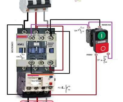 Ao 0254 Motor Contactor Wiring Diagram Moreover Contactor Wiring Diagram Download Diagram