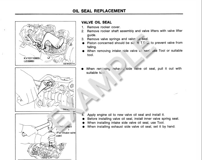 engine repair diagram ef 5417  toyota 3s engine repair manual download diagram  ef 5417  toyota 3s engine repair manual