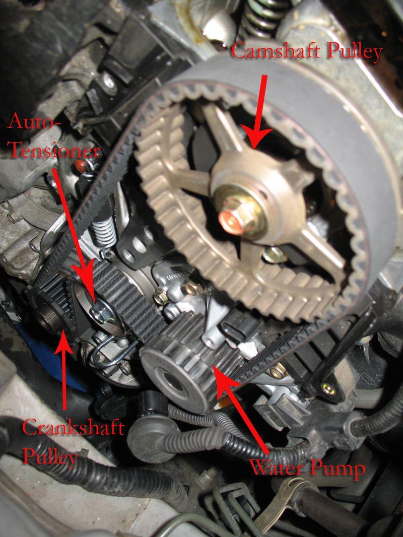 Admirable How To Change The Timing Belt In A 7Th Gen Honda Civic 2001 Civic Wiring Cloud Ittabpendurdonanfuldomelitekicepsianuembamohammedshrineorg