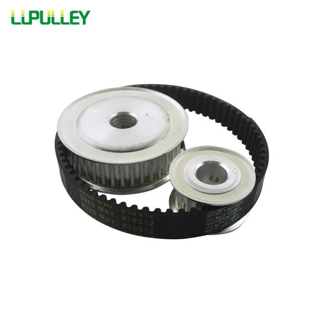 Fine Lupulley Timing Belt Pulley Set Htd5M Reduction 1 2 15T 30T Gear Wiring Cloud Rineaidewilluminateatxorg