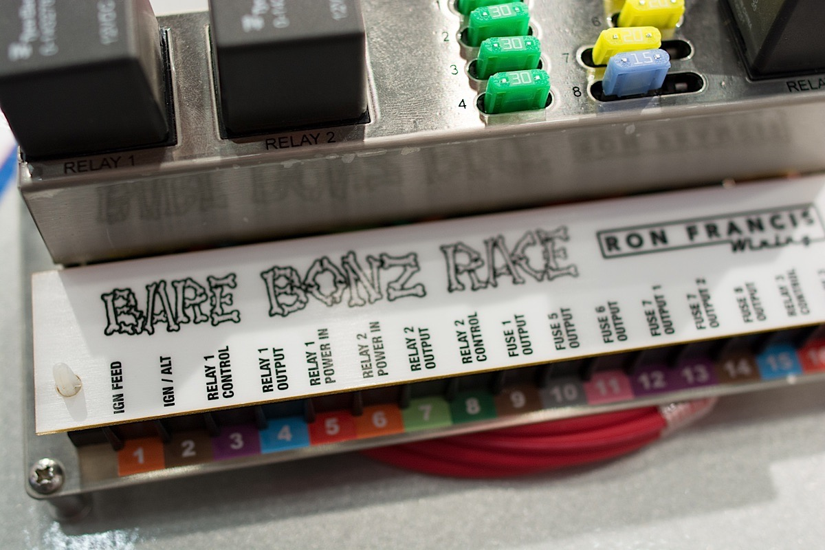 drag racing wiring harness ot 7467  race car wiring board  ot 7467  race car wiring board
