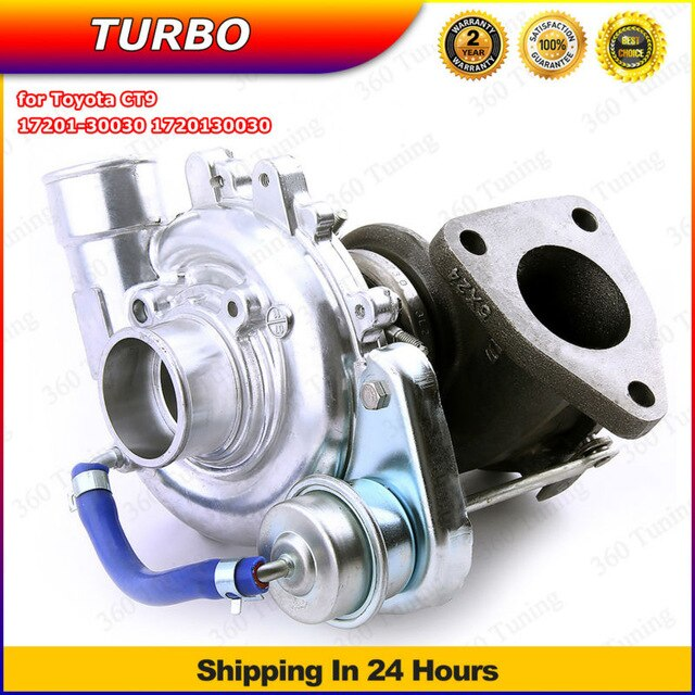 Peachy Ct16 17201 30120 Turbo Turbocharger For Toyota Hiace Hilux Surf Land Wiring Cloud Loplapiotaidewilluminateatxorg
