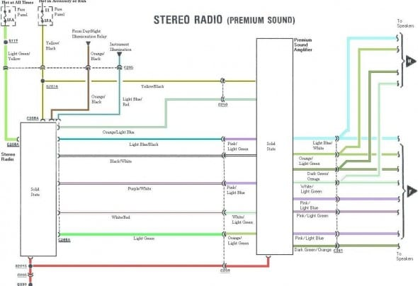ford ranger stereo wiring diagram xk 4830  ford ranger radio wiring diagram also 1993 ford ranger 2011 ford ranger radio wiring diagram ford ranger radio wiring diagram also