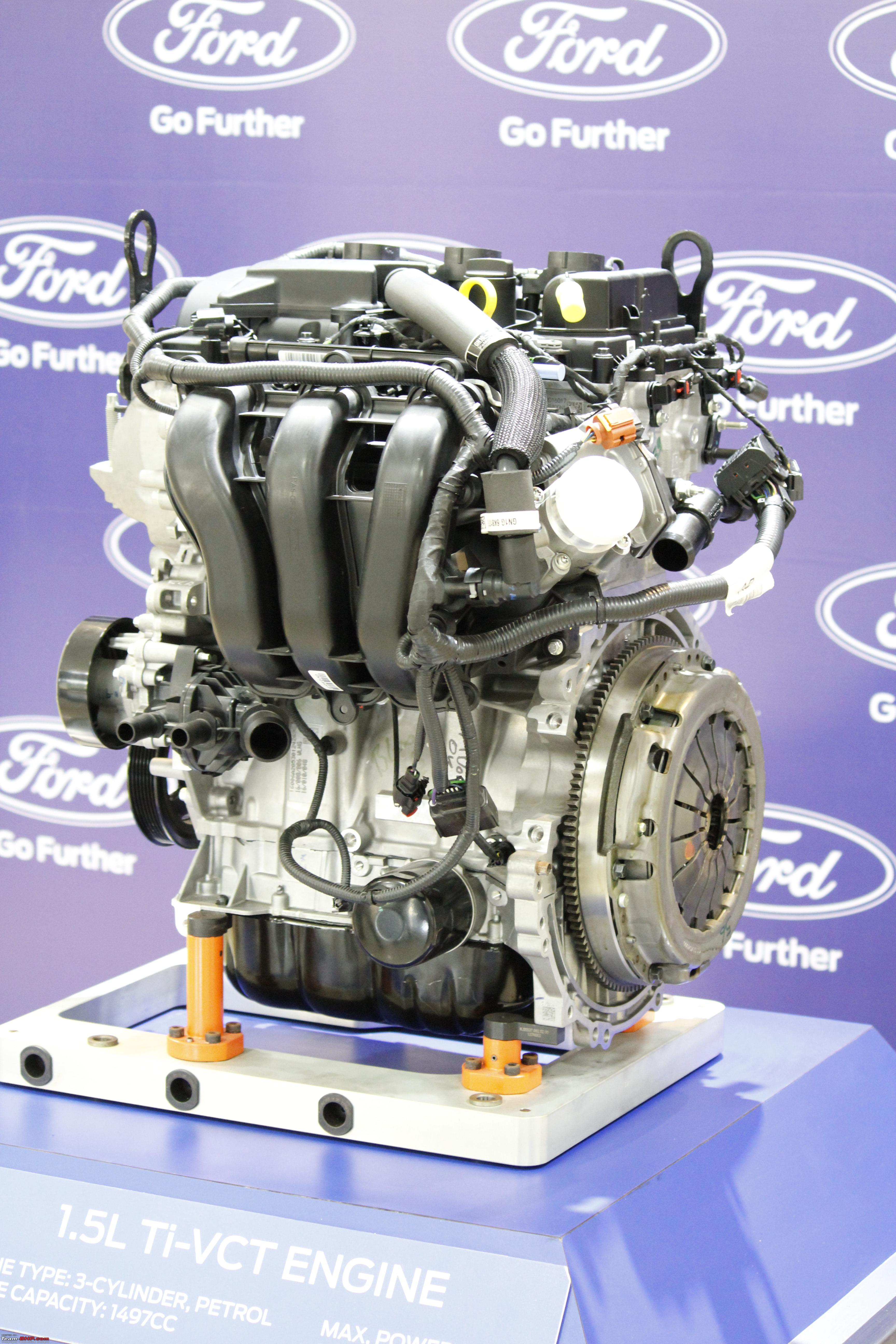 Brilliant A Close Look At Fords New 1 5L 3 Cylinder Dragon Petrol Engine Wiring Cloud Genionhyedimohammedshrineorg