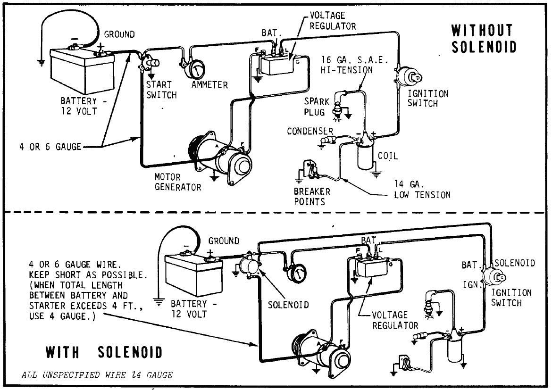 [CSDW_4250]   WF_7033] 12 Volt Delco Generator Wiring Diagram Schematics Free Diagram | Delco Regulator Wiring Schematic |  | Lectr Antus Mentra Mohammedshrine Librar Wiring 101