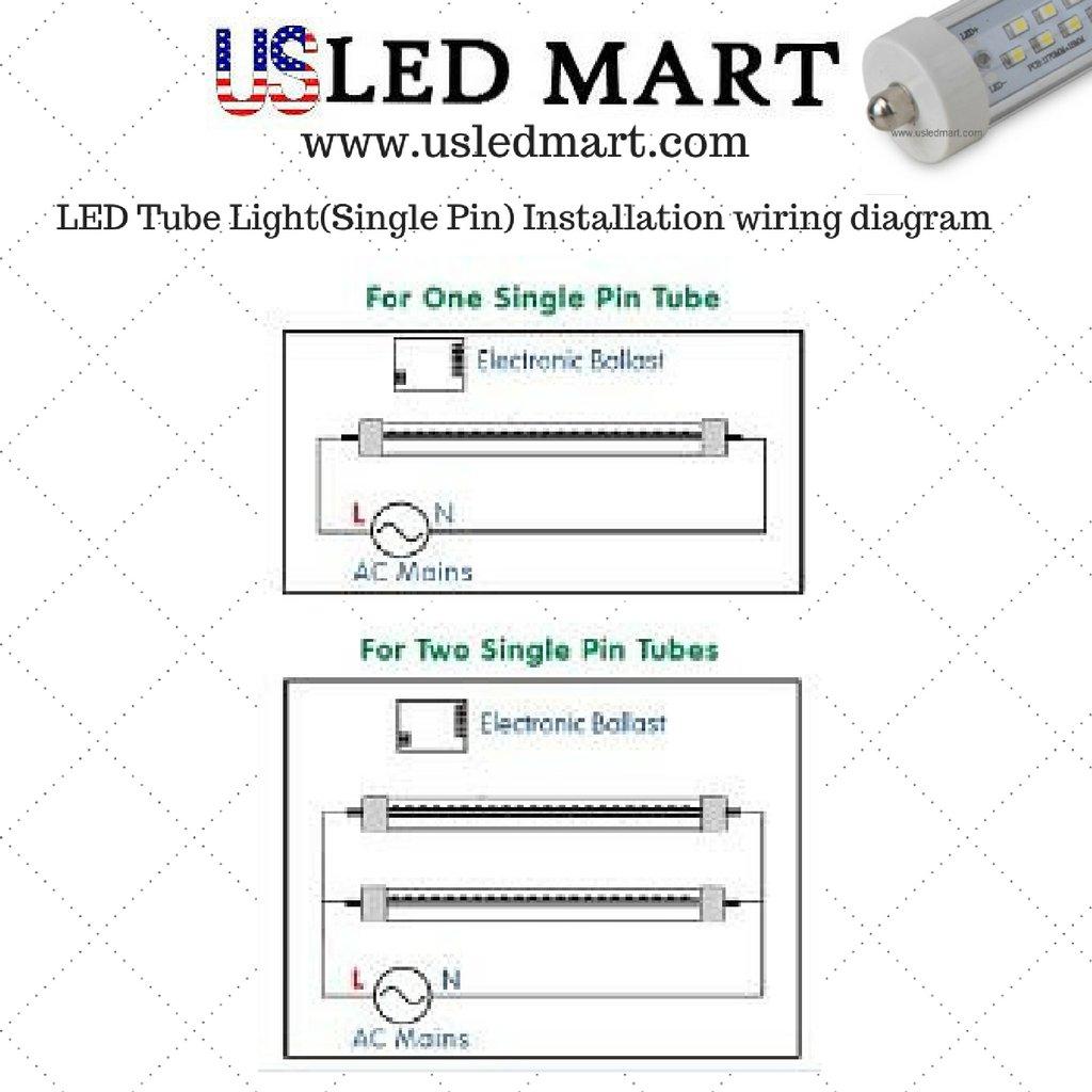 led wiring diagram wx 3903  led tube light circuit diagram view led tube light led wiring diagram for trailer lights wx 3903  led tube light circuit diagram