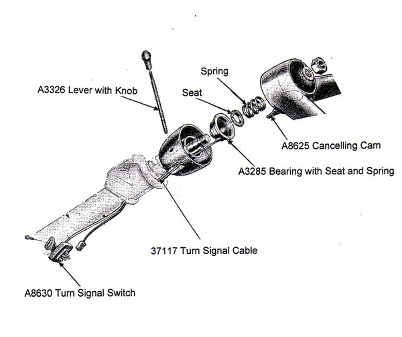 Oc 4136 Chevy Nova Steering Column Wiring Diagram Diagrams Pictures Free Diagram