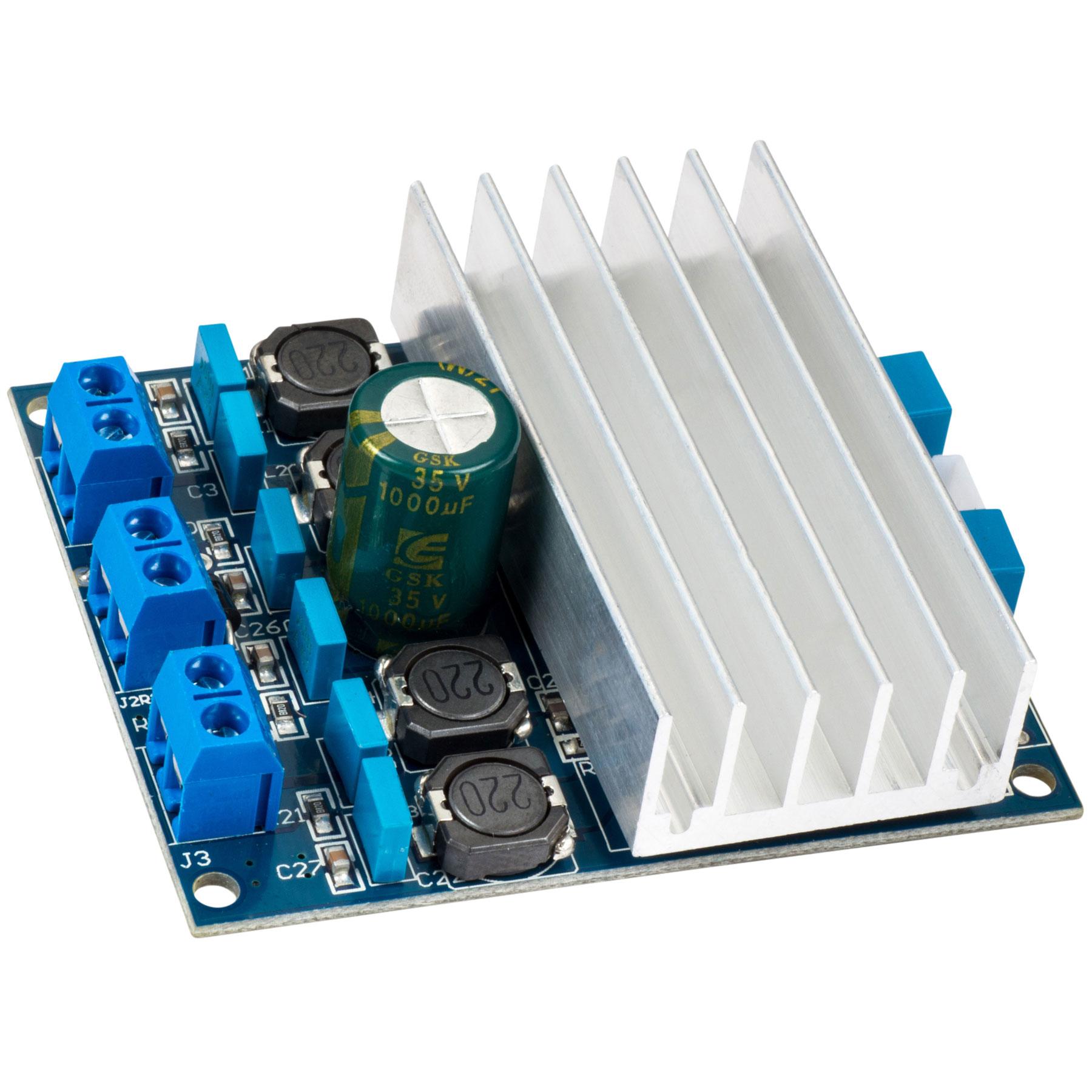 Excellent Tda7492 Digital Audio Amplifier Board 2X50W Wiring Cloud Monangrecoveryedborg