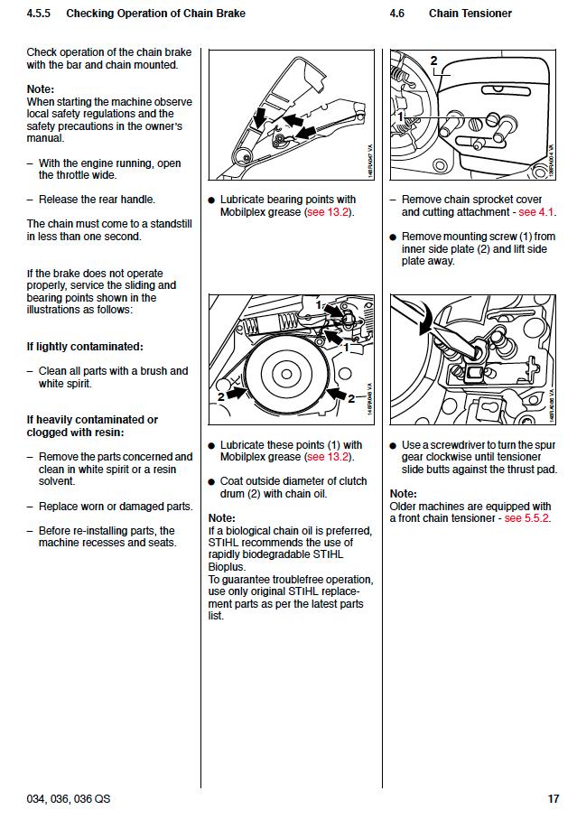 Yo 5221  036 Stihl Chainsaw Parts Diagram Images Wiring Diagram