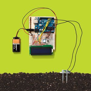 Magnificent Build This Diy Moisture Monitor And Never Kill Another House Plant Wiring Cloud Uslyletkolfr09Org