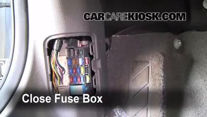 Astonishing Fuse Box In Mazda 626 Wiring Diagram Wiring Cloud Hemtshollocom