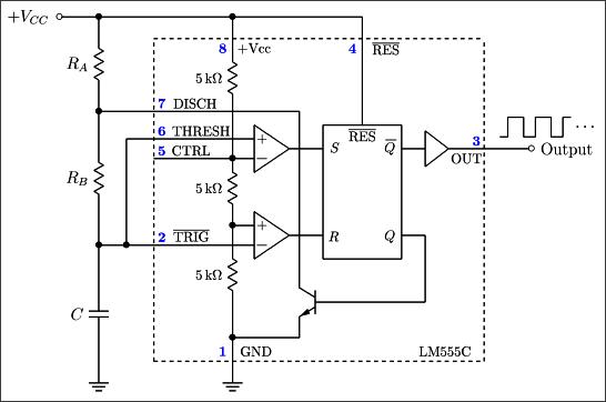 Swell 555 Timer Astable Multivibrator Robomart Blog Wiring Cloud Licukaidewilluminateatxorg