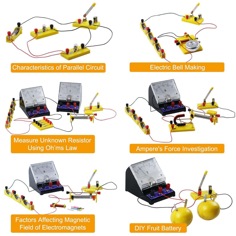 Incredible Teenii Stem Physics Science Lab Basic Circuit Learning Starter Kit Wiring Cloud Licukosporaidewilluminateatxorg