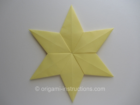 How to Make a Double Ninja Star Shuriken Origami : 12 Steps (with ... | 338x450