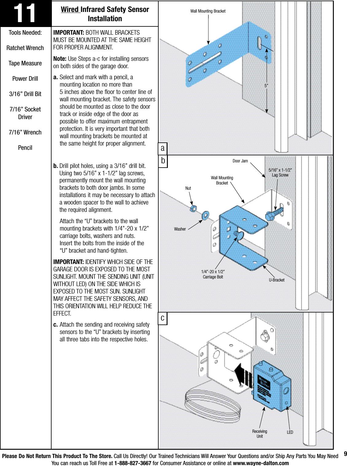 Kc 7674 Garage Door Opener Safety Sensor Wiring On Furthermore Garage Door Wiring Diagram