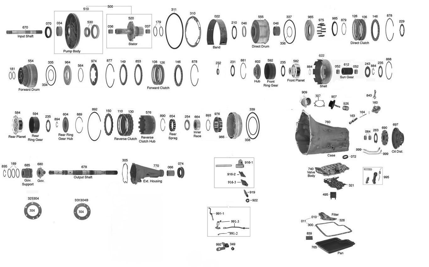 Ford C6 Diagram - Fusebox and Wiring Diagram circuit-mayor -  circuit-mayor.haskee.itHaskee.