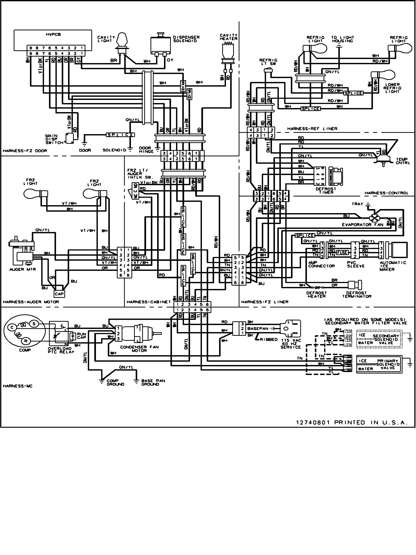 FA_9455] Amana Ned5100Tq1 Wiring Diagram Model Download DiagramRomet Nful Drosi Waro Rosz Nful Phae Mohammedshrine Librar Wiring 101