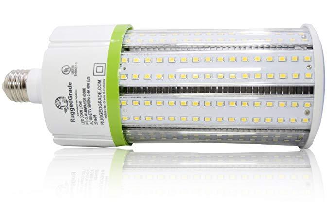 Pleasing 40 Watt E39 Led Bulb 5 479 Lumens 5000K Replacement For Wiring Cloud Onicaxeromohammedshrineorg