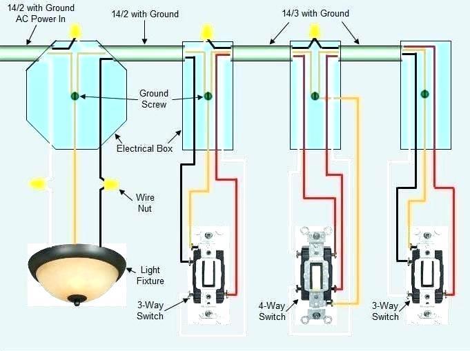 Ve 4668 3 Way Switch 2 Fixtures Download Diagram