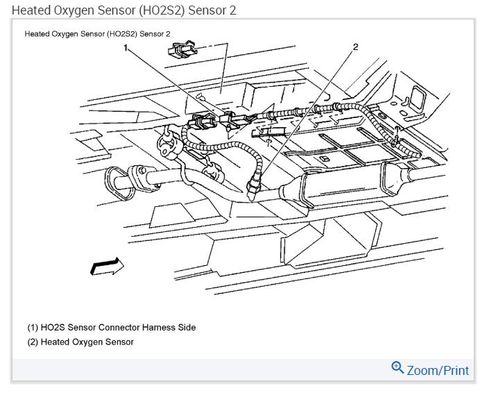 2003 chevrolet venture wiring diagram bz 7208  position sensor location on 2003 chevy venture oxygen  position sensor location on 2003 chevy