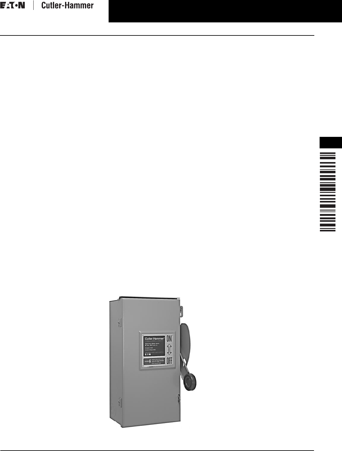 Peachy Eaton Safety Switches And Enclosed Circuit Breakers Ca08101001E Wiring Cloud Overrenstrafr09Org