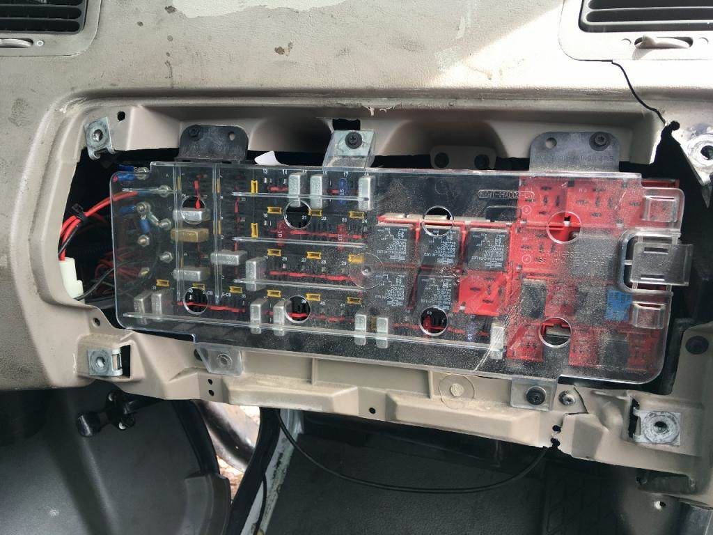 sterling tractor fuse box yx 0650  sterling acterra wiring diagram download diagram  sterling acterra wiring diagram