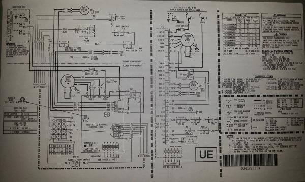 trane wiring diagrams model echalon  car fuse box not