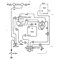 VY_7222] Wiring Diagram In Addition Sears Tractor Wiring Diagram Wiring  Schematic Wiring