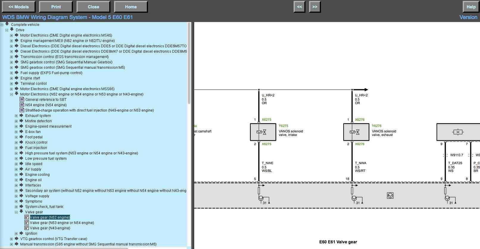Ga 1370 2006 Bmw 550i Engine Diagram Free Diagram