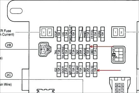Ym 9751 2005 Toyota Tundra Wiring Diagram Wiring Diagram