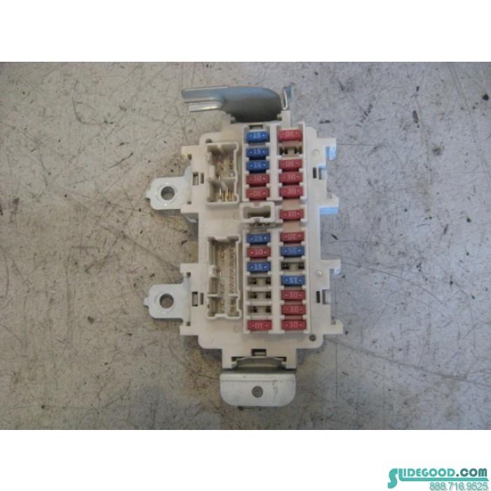 My 0274 2006 350z Fuse Box Wiring Diagram