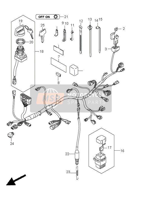 Z400 Wiring Diagram - Service Manuals The Junk Man S Adventures / Suzuki ltz 400 service manual ...