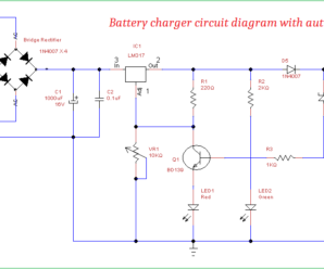 Admirable Automatic 12V Battery Charger Circuit Diagram Archives Wiring Cloud Filiciilluminateatxorg