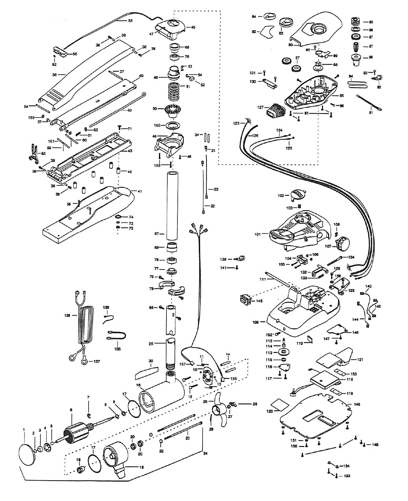 Minn Kota Rt 74 Wiring Diagram