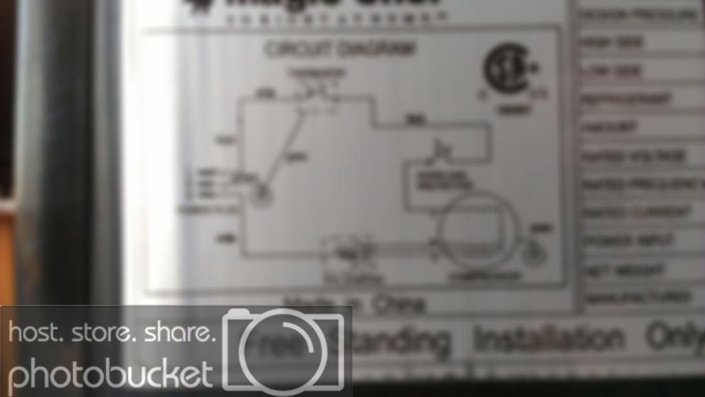 th6632 mini refrigerator wiring diagram free diagram