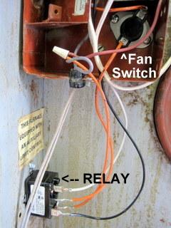 furnace fan relay wiring kc 1407  gas furnace blower relay wiring diagram  gas furnace blower relay wiring diagram