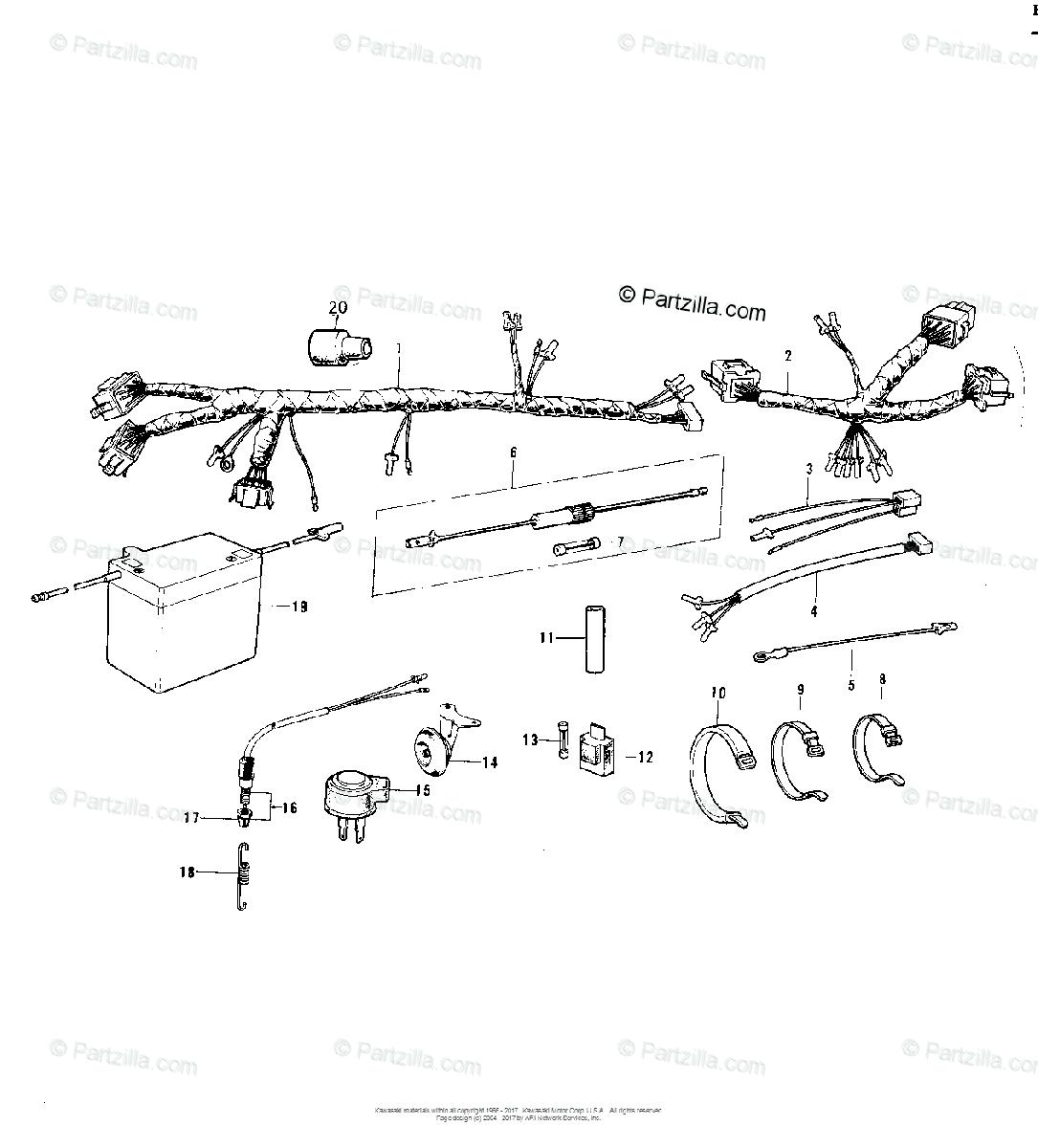 Ke100 Wiring Diagram 96 Faint Zagato Kidscostumes Club