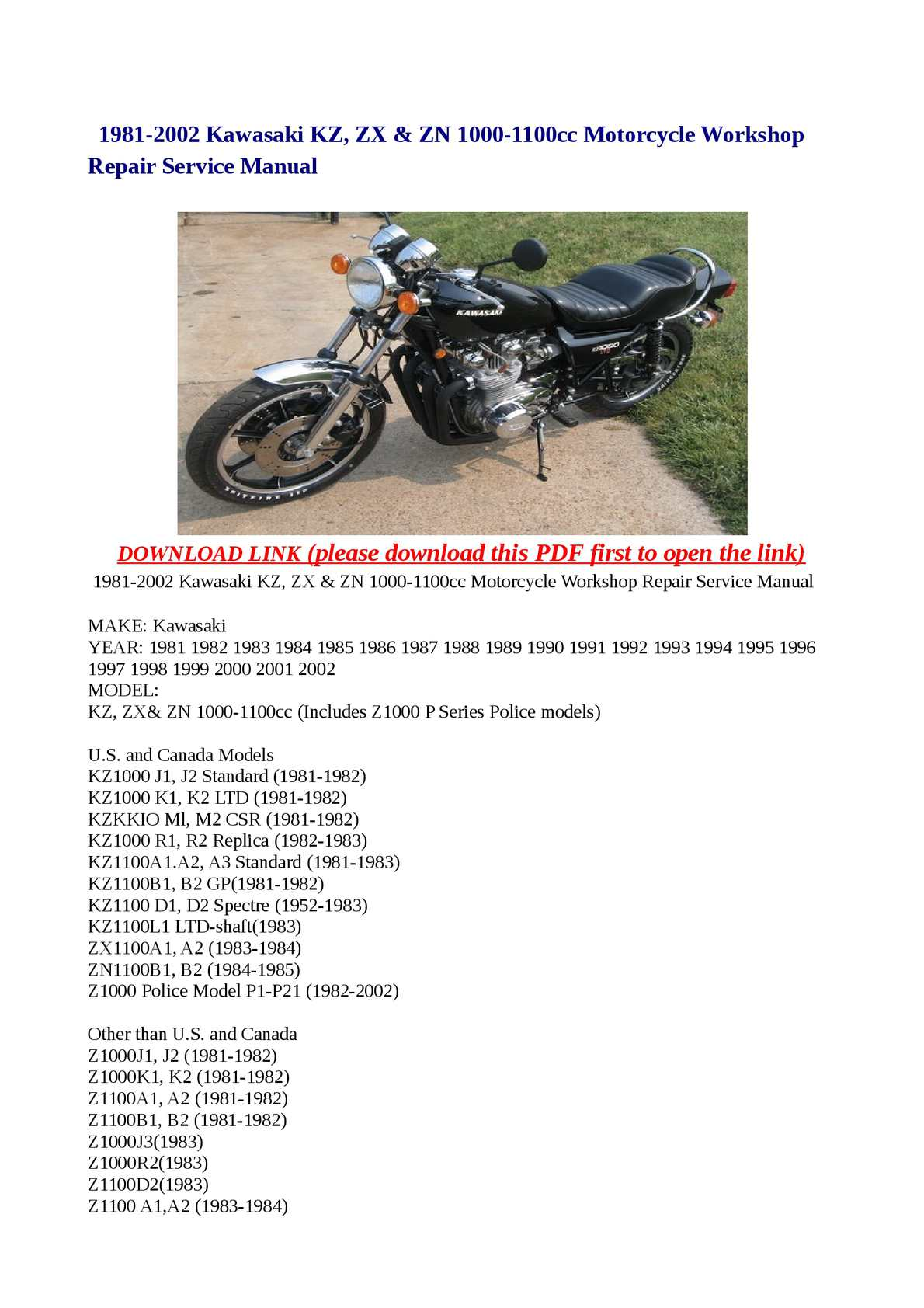 Xc 8263 Motorcycle Wiring Diagrams Also Kawasaki Kz1000 Ltd Wiring Diagram Free Diagram