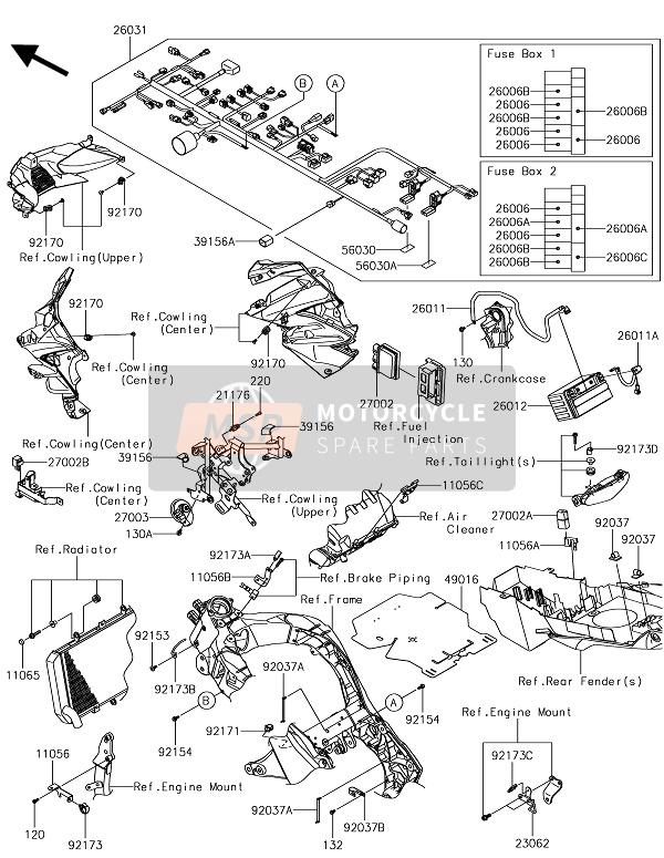 Wl 0576  Kawasaki Versys Wiring Diagram Free Diagram
