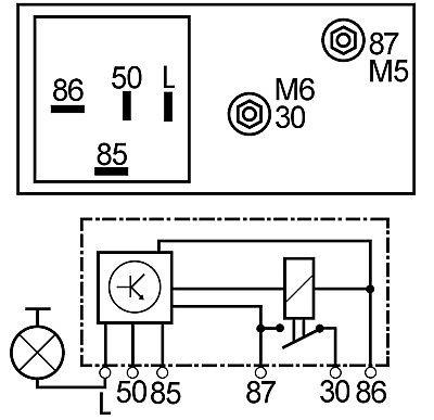 La 8775 Bosch Glow Plug Relay Wiring Diagram Free Diagram