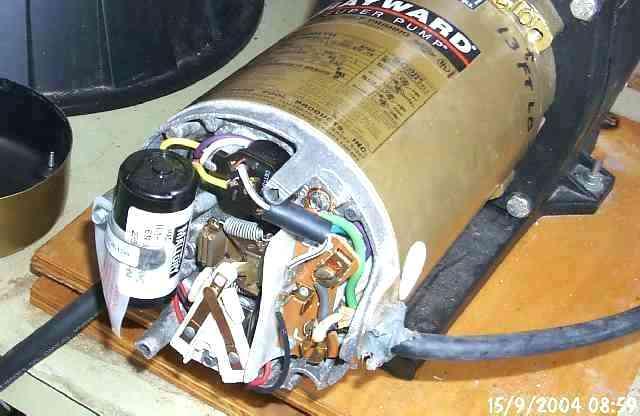Hayward Super Pump 1 Hp Wiring Diagram
